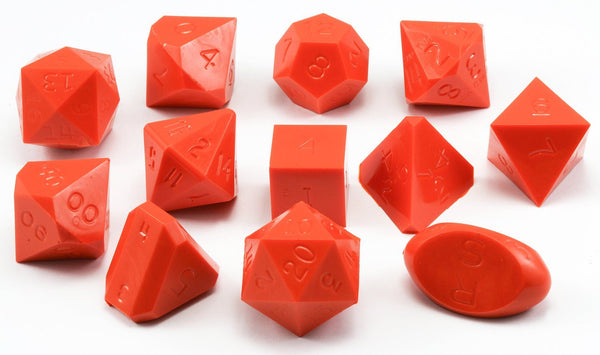 Game Science Orange Dice 12