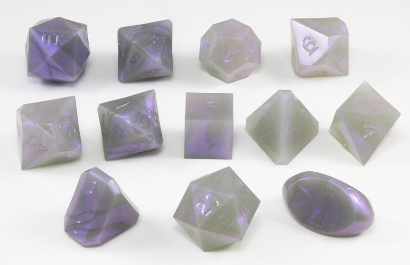 Gamescience Permafrost 12 Dice Set