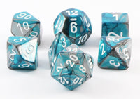 Gemini Dice Steel Teal