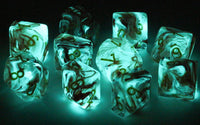 glow in the dark d10 dice