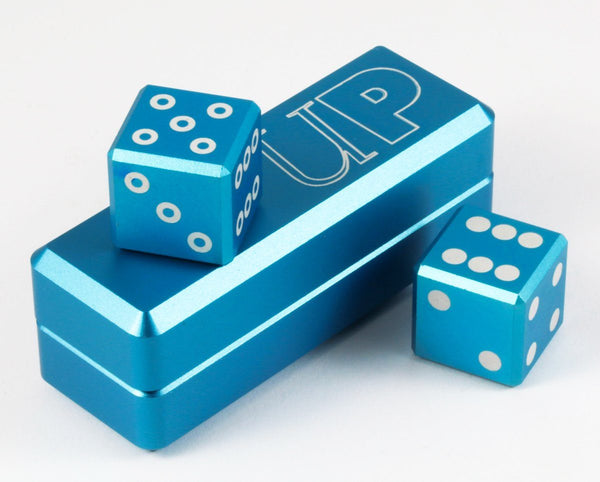 Gravity Dice Cobalt D6