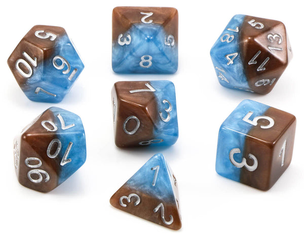 Halfsies Dice Earth Elemental