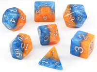 Halfsies Dice Fire and Dice
