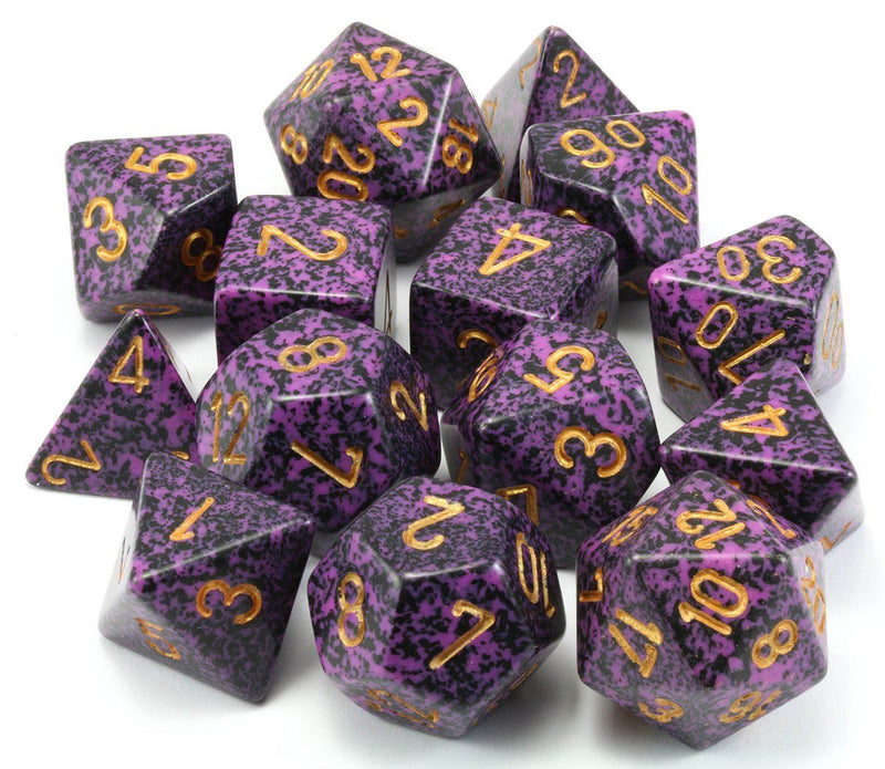 Speckled Hurricane dice d&d