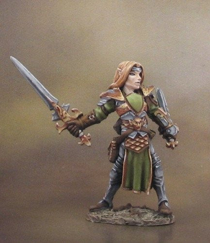 Reaper Miniatures 2558 Elf Warrior