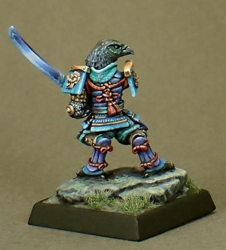 Reaper Miniatures Tengu Fighter