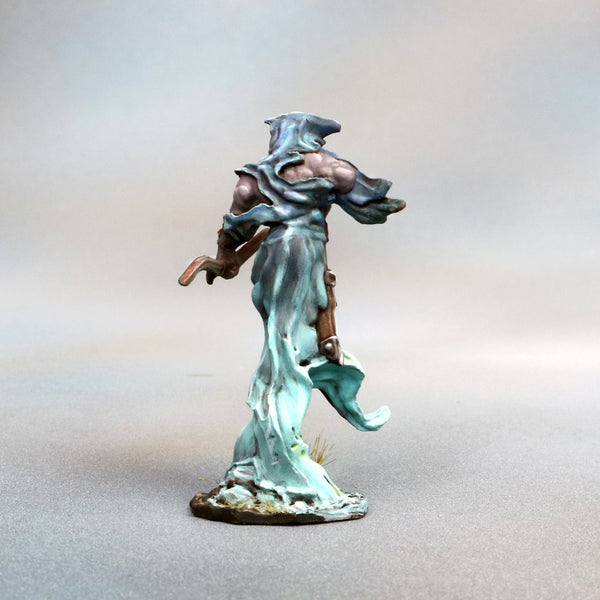 Tomb Guardians Miniatures (TOM20111 Vampire Grave Spirit B, Yerow The  Hollowed) 28mm