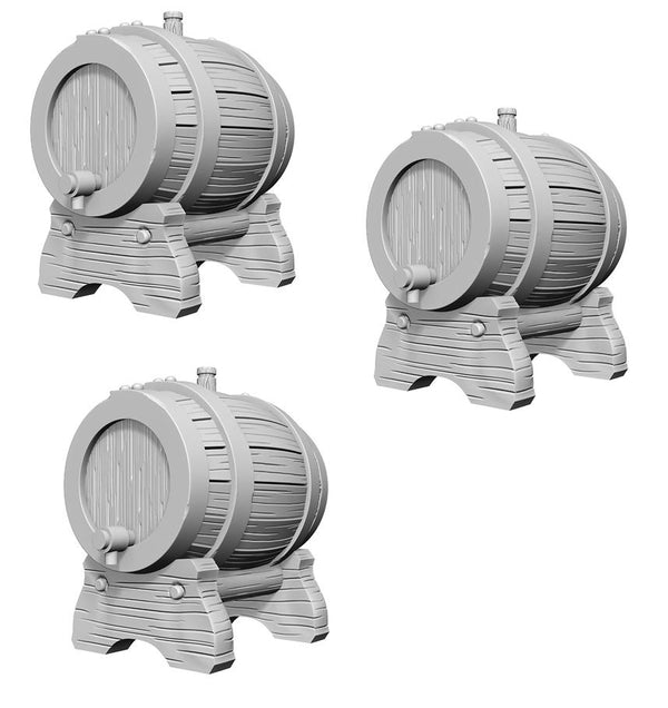 Deep Cuts Miniatures Keg Barrels