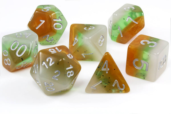Kiwi Dice for Dungeons and Dragons