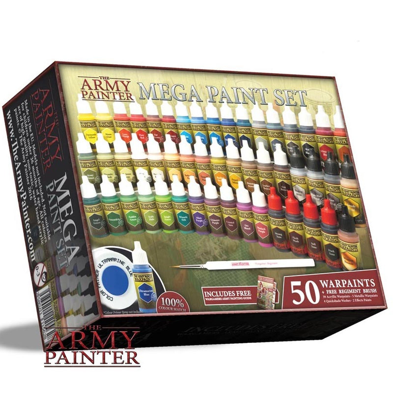 The Army Painter Mega Paint Set