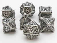 Mythical Metal Dice