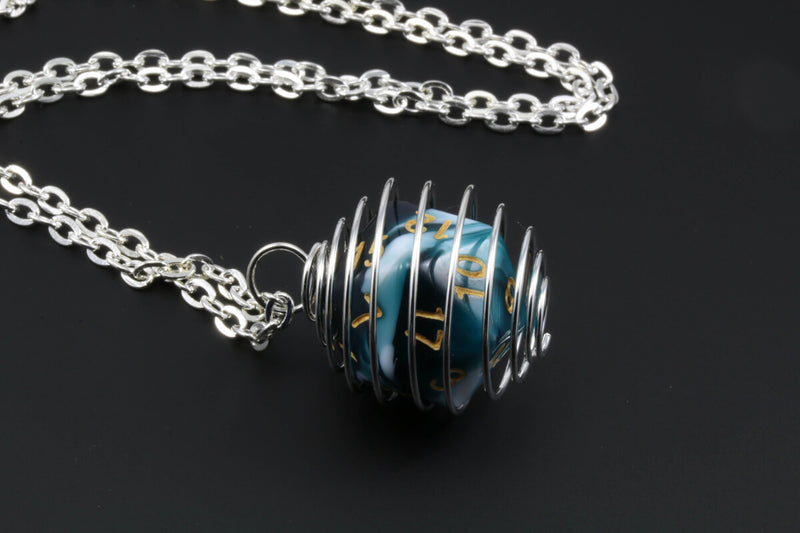 D&D Necklace d20