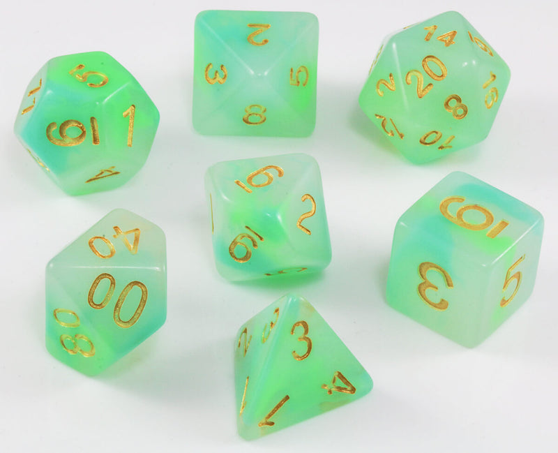 Nemesis Green Dice