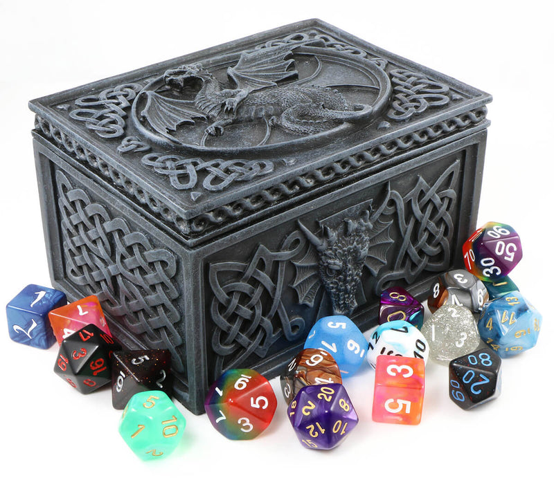 Dragon dice box