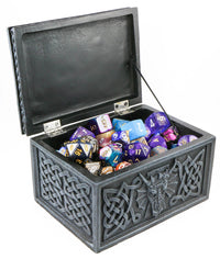awesome dragon dice box