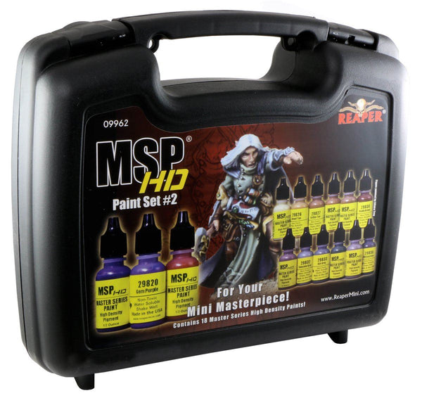 Reaper Master Series HD Paint Set 2