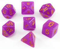 Purple Pixie Dust Dice