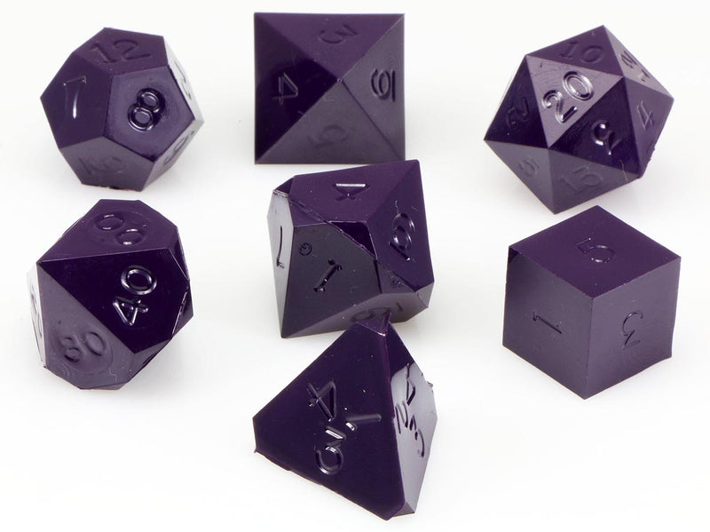Gamescience Dice Purple Opaque