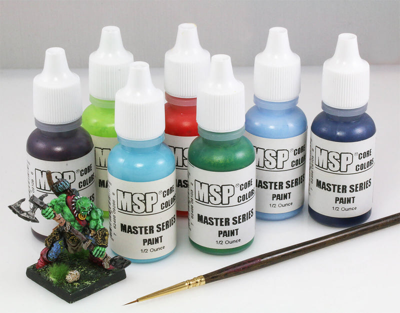 Reaper Masters Series Paints: Core Colors