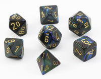 D&D Dice Lustrous Shadow