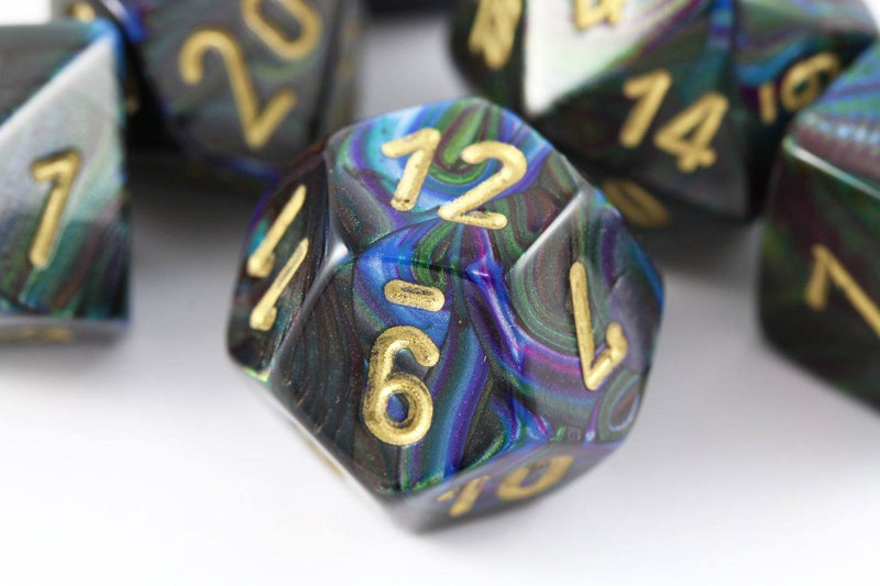 Lustrous Shadow Dice