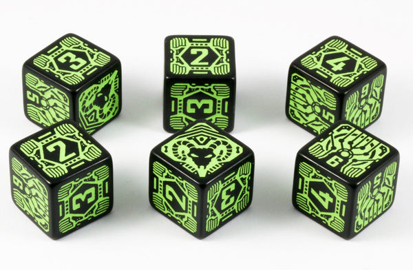 Shadowrun Dice Decker