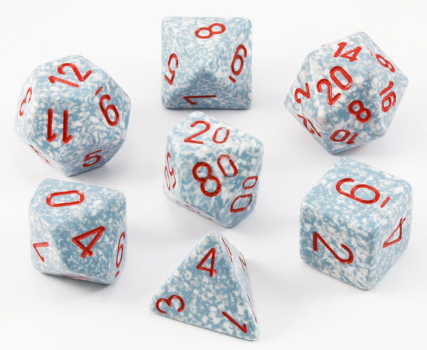 D&D Dice Speckled Air