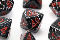 RPG Dice Speckled Space