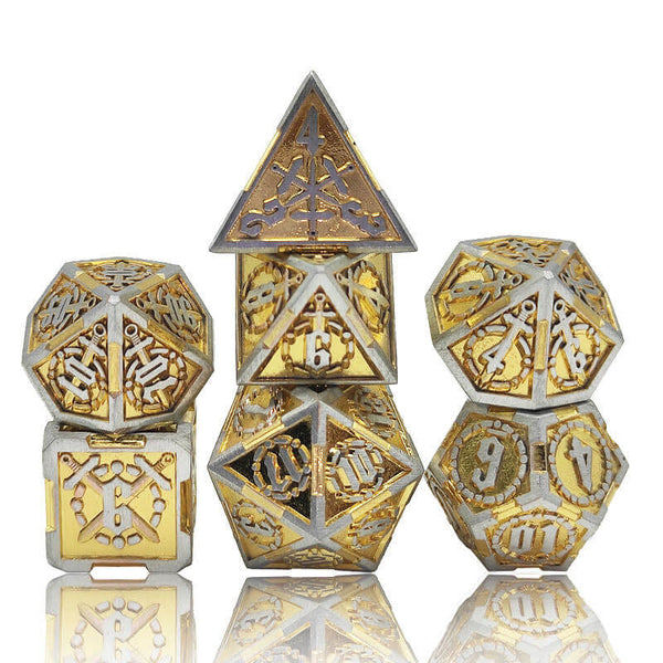 Gold Sword Dice 1