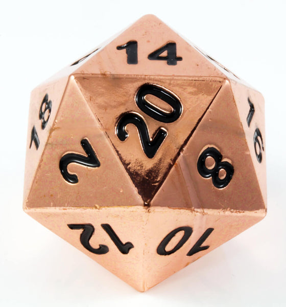 Boulder d20 Copper Still