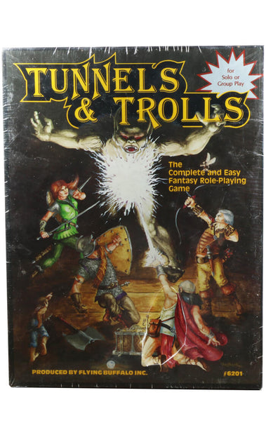 Tunnels and Trolls Boxed Set 6201
