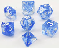 RPG Dice Venom Blue