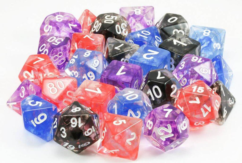 D&D Venom Dice Collection