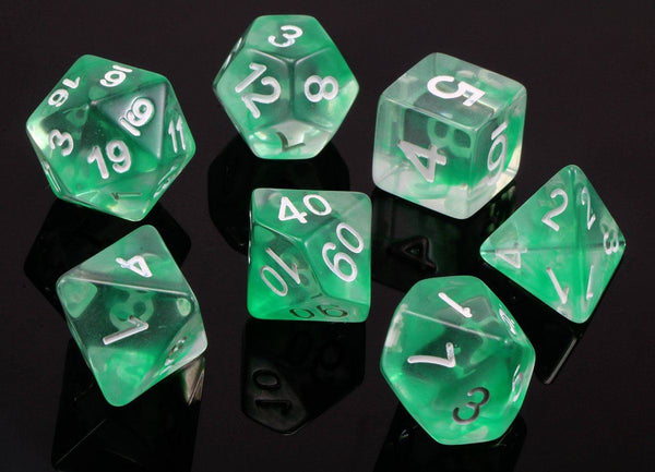 Venom Dice Green