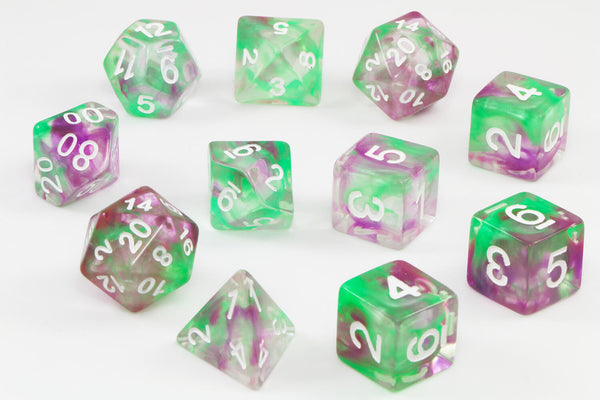 Venom dice set 11