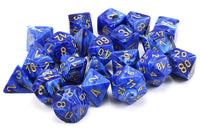 Blue D&D Dice Vortex