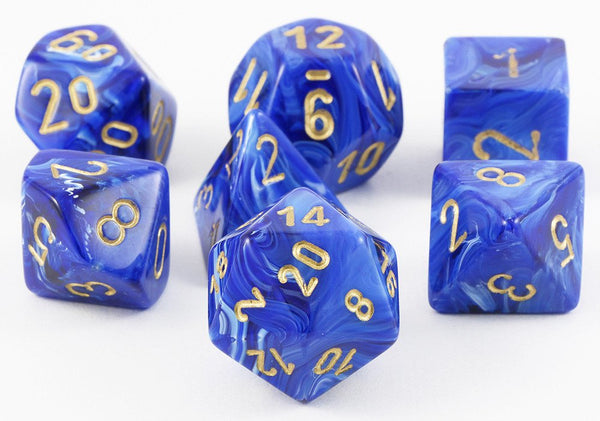 vortex dice blue