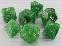 Vortex RPG Dice Green