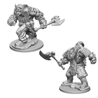 Dungeons & Dragons Miniatures Orcs