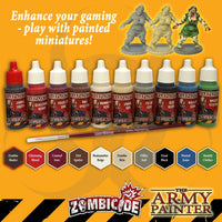 Zombicide Army Paints