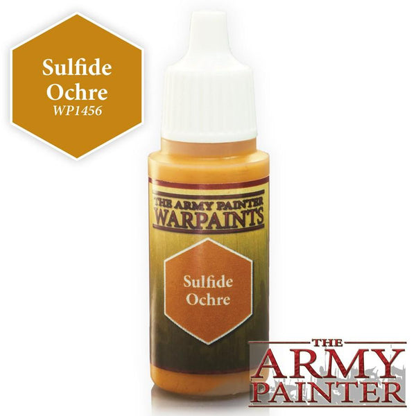 Army Painter Warpaints Sulfide Ochre
