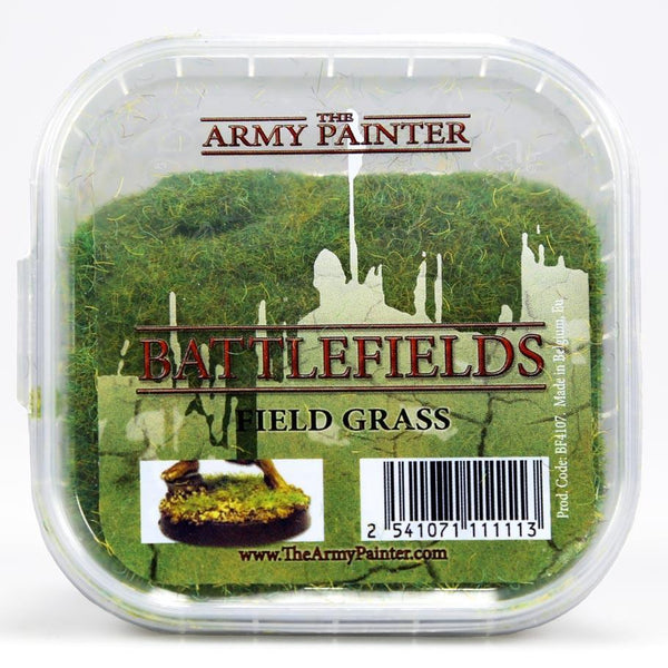 Miniatures basing field grass