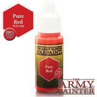 Army Painter Warpaints Pure Red