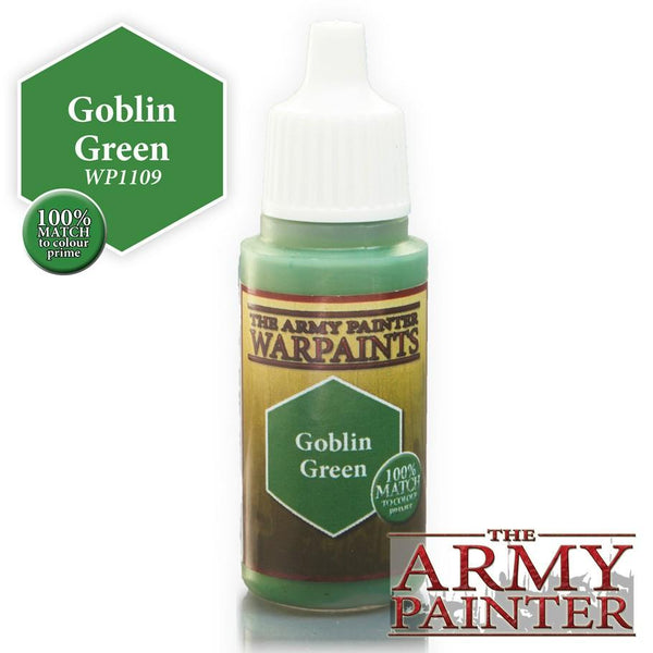 Army Painter Warpaints Goblin Green