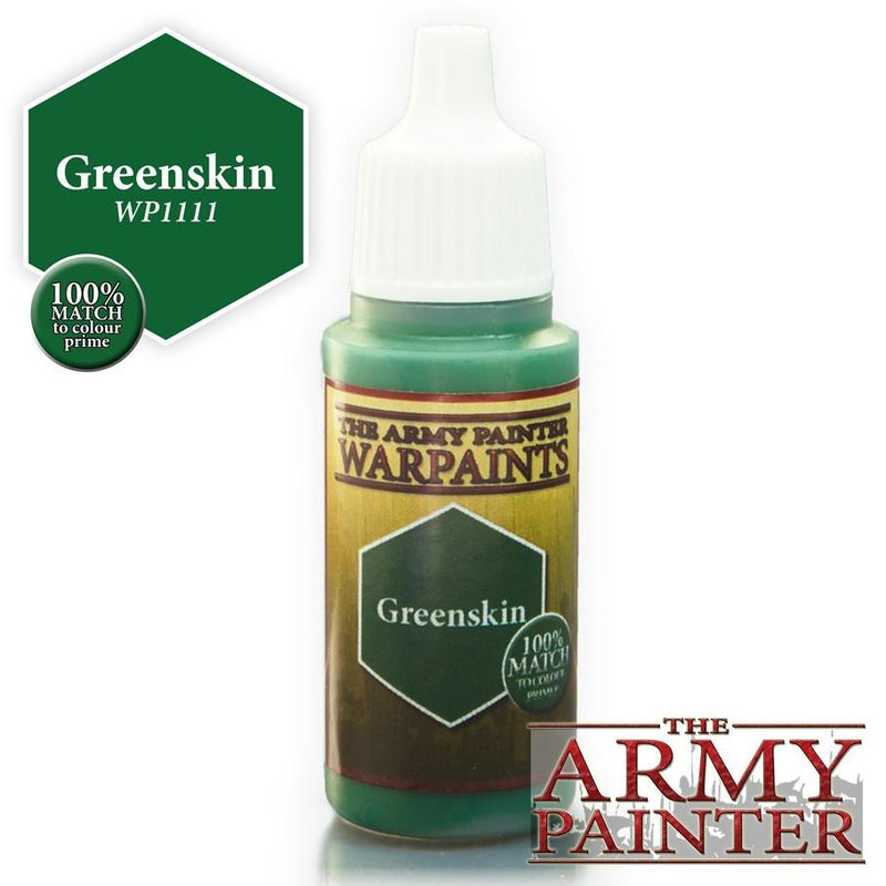 Army Painter Warpaints Greenskin