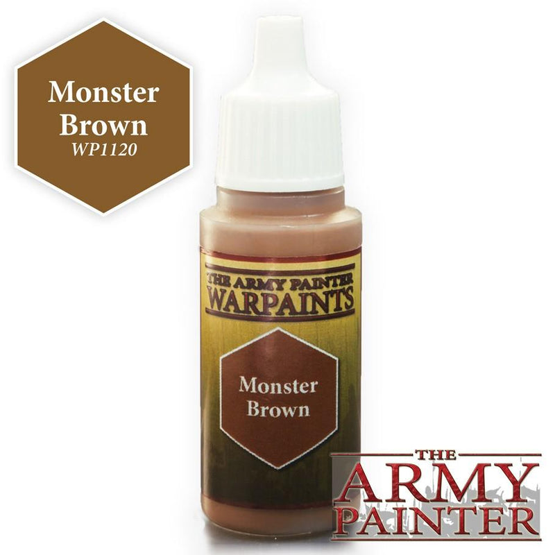 Army Painter Warpaints Monster Brown