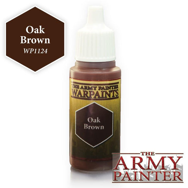 Army Painter Warpaints Oak Brown