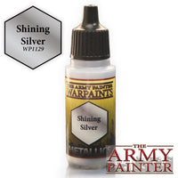 Army Painter Warpaints Shining Silver