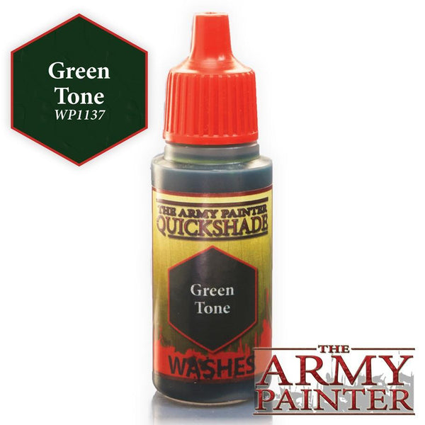 Army Painter Warpaints Green Tone Ink