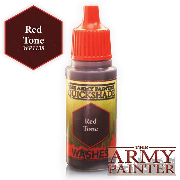 Army Painter Warpaints Red Tone Ink